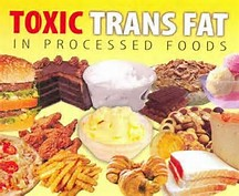 Transfatty foods