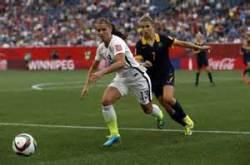 U.S. Womens soccer team 2015
